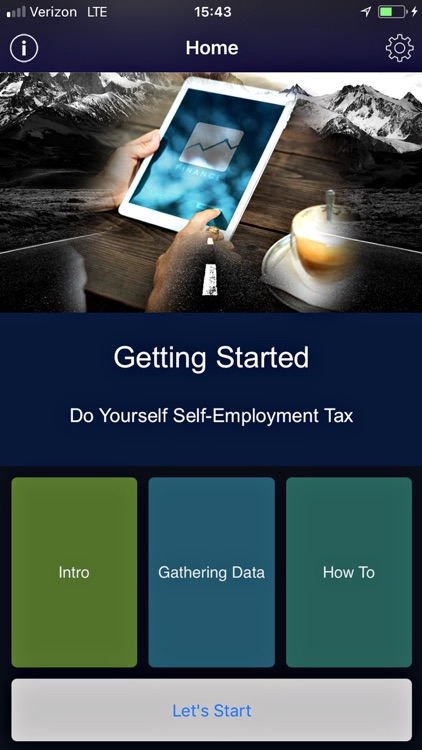Do Your Self Employment Tax
