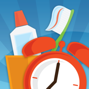 Happy Kids Timer - Morning routines education and motivation app for helping children with daily chore activities. icon
