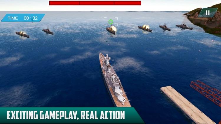 Sea Battle: Target Navy Boat screenshot-4