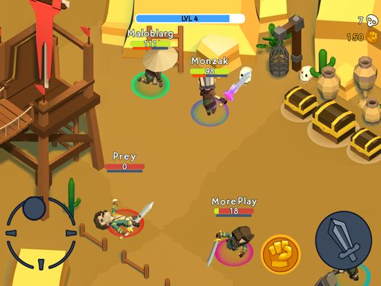 HeadHunters io: Battle Royale screenshot 13