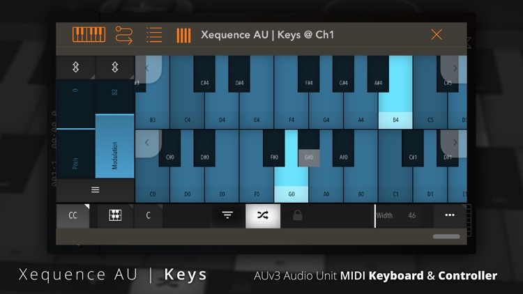Xequence AU   Keys