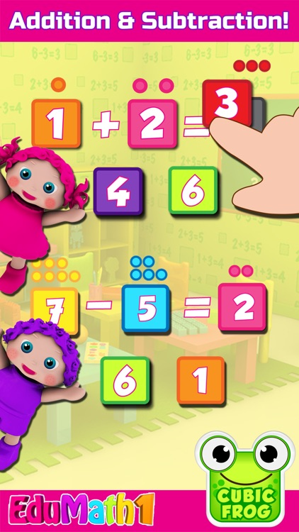 Math Games For Kids-EduMath1