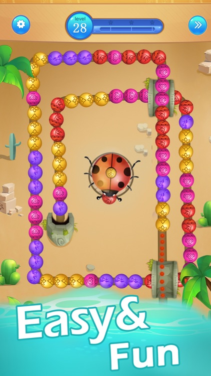 Marble Games-Ball Blast Game screenshot-4