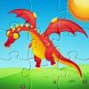 マジックキングダムのパズル:王女、王子、騎士、ドラゴン&海賊 - iPadアプリ