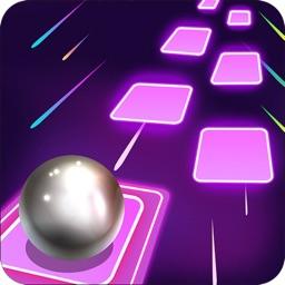 Magical Tiles Hop Ball 3d
