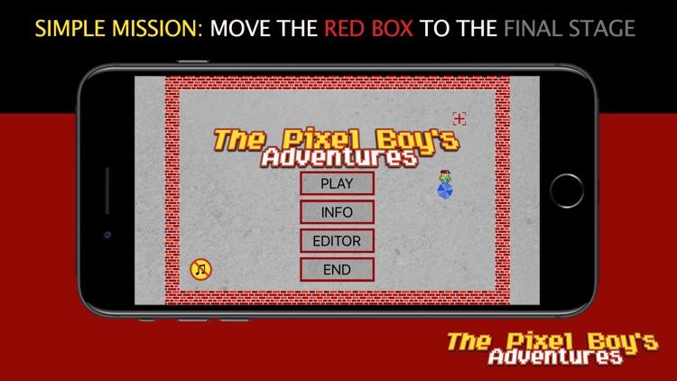 The Pixel Boy's Adventures