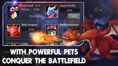 Download Dungeon Brawl - Star IDLE RPG for Pc
