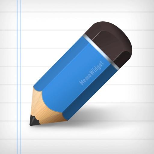 MemoWidget(メモ、画像ウィジェット)