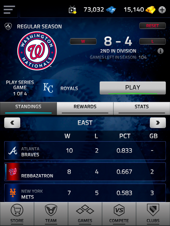 MLB Tap Sports Baseball 2020 screenshot 19