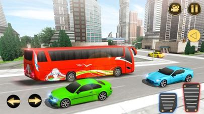City Bus Driving Simulator 3D screenshot three