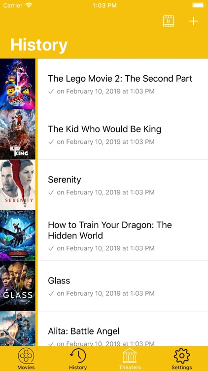 Show Movies - Box Theater screenshot-4