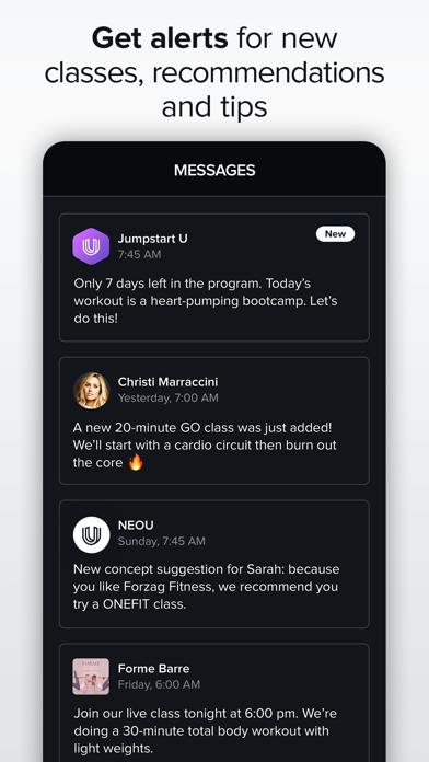 NEOU: Fitness & Exercise Appのおすすめ画像5