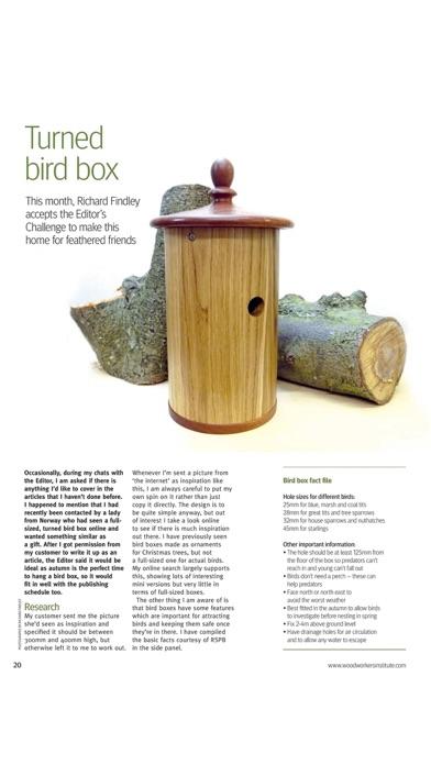 Woodturning Magazineのおすすめ画像3