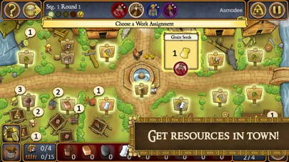 Agricola Revised Edition screenshot 2