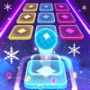 カラーホップ3D - ミュージックボールゲーム