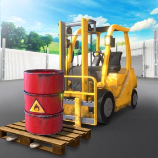 Forklift Master 3D