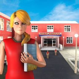 High School Girls Life Games