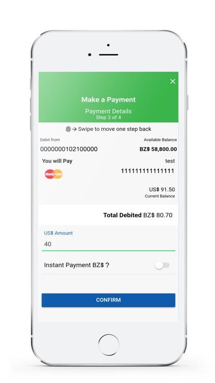Belize Bank Mobile Banking screenshot-7