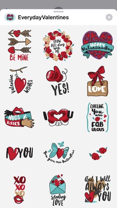点击获取Everyday Valentines