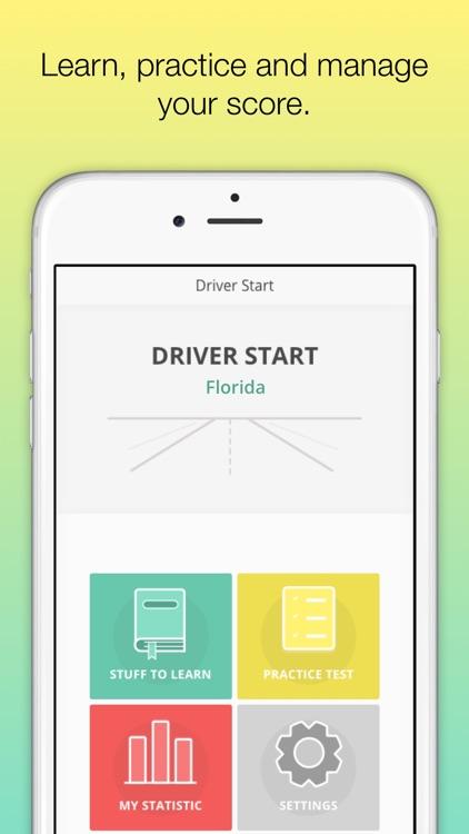 Florida DHSMV - FL Permit Test