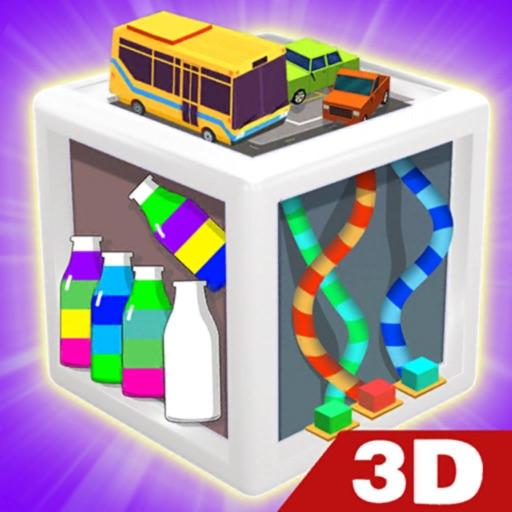 Puzzless - puzzle collections icon