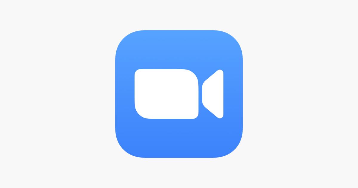 ZOOM Cloud Meetings a l'App Store