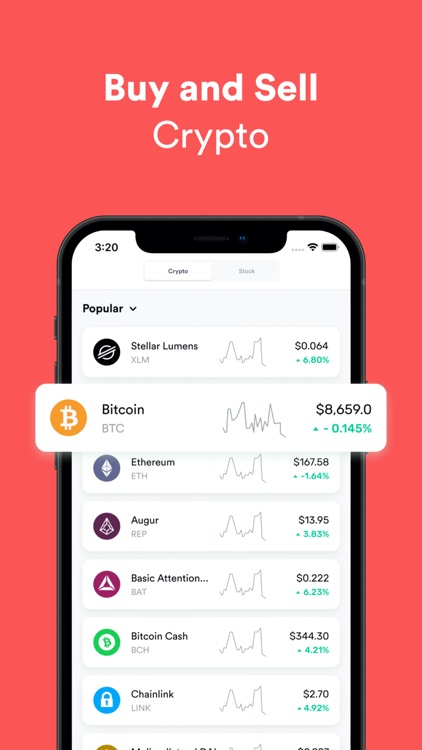 Anchor: Buy Stocks and Crypto