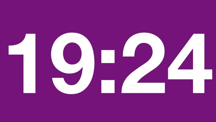 ClockZ | Clock Display + Alarm screenshot-3