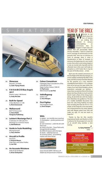 Scale Aircraft Modelling screenshot1