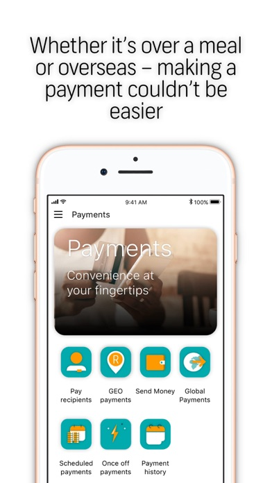 Screenshot for FNB Banking App in South Africa App Store