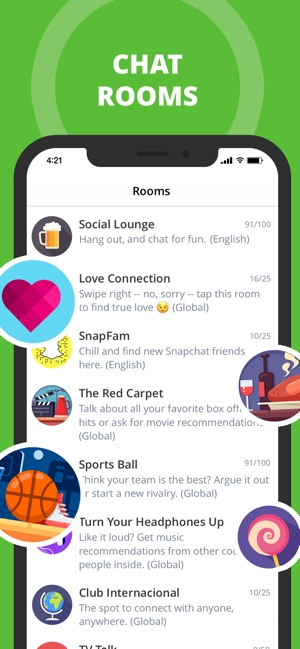 find local chat rooms