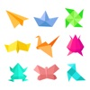 Special Origami Stickers