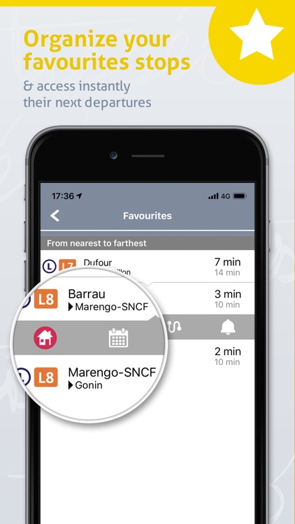 Tisséo: Metro, Tram, Bus screenshot-6