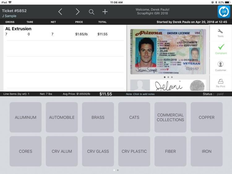 iScrapRight App screenshot-4