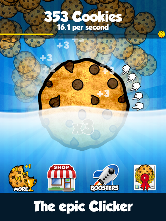 Cookie Clickers (Halloween Edition) screenshot