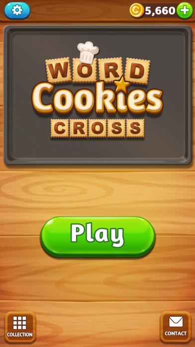 WordCookies Cross screenshot1