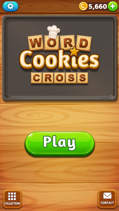 WordCookies Cross på PC