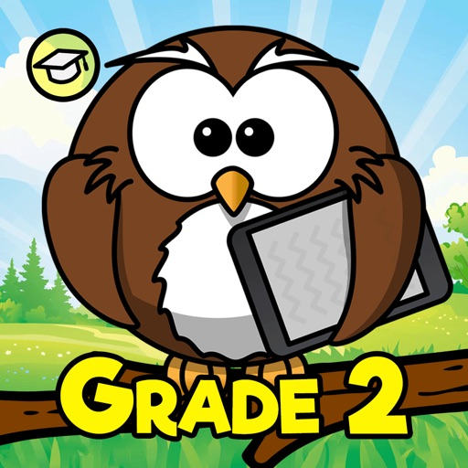 Second Grade Learning Games SE icon
