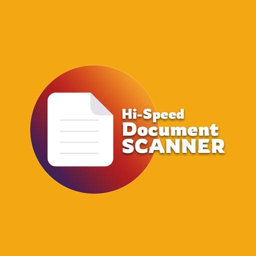 Hi-Speed Document Scanner