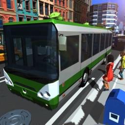 Coach Bus Driving 2019