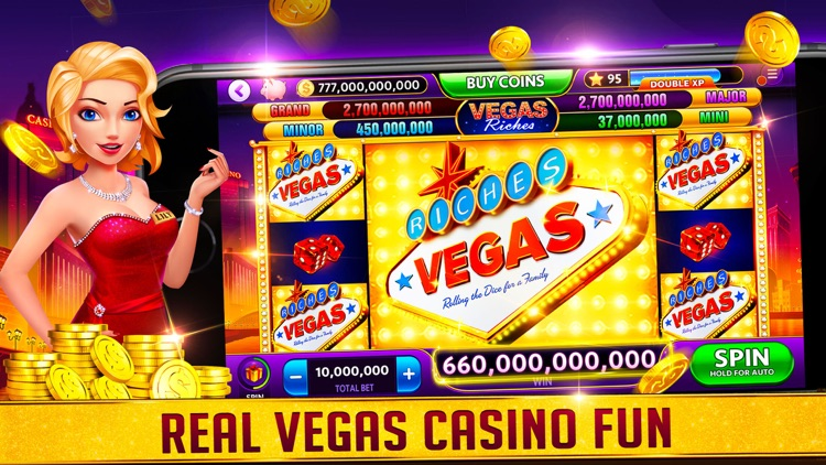 Spin 4 Win: Vegas Slots Casino screenshot-8