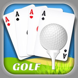 Golf Solitaire..