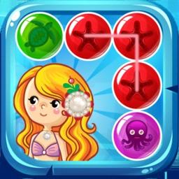 Mermaid Pearl - Match 3