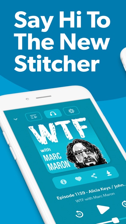 Stitcher for Podcasts screenshot-0
