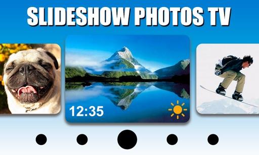 SlideShow Photos Tv
