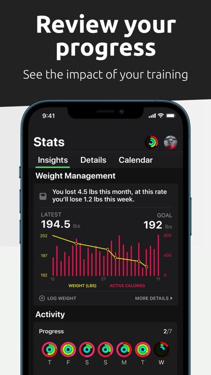 FITIV Pulse Heart Rate Monitor screenshot-5
