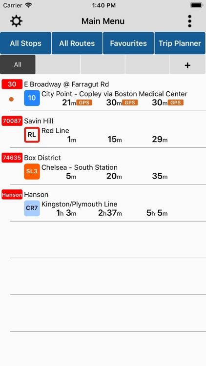 BusBuddy Boston