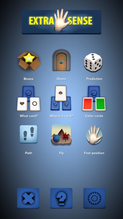Extra Sense - intuition games screenshot-7