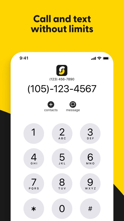 SwitchUp - Second Phone Number screenshot-3