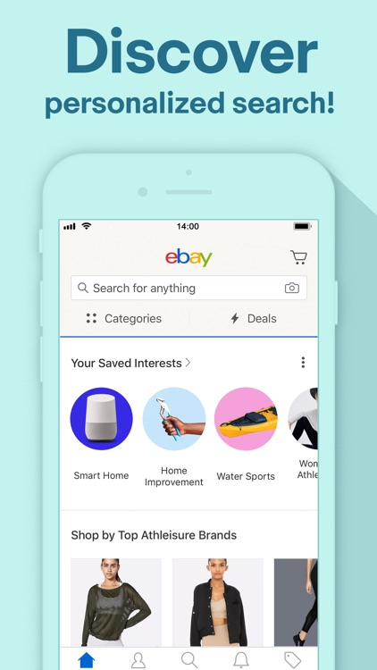Shop top brands at eBay screenshot-7
